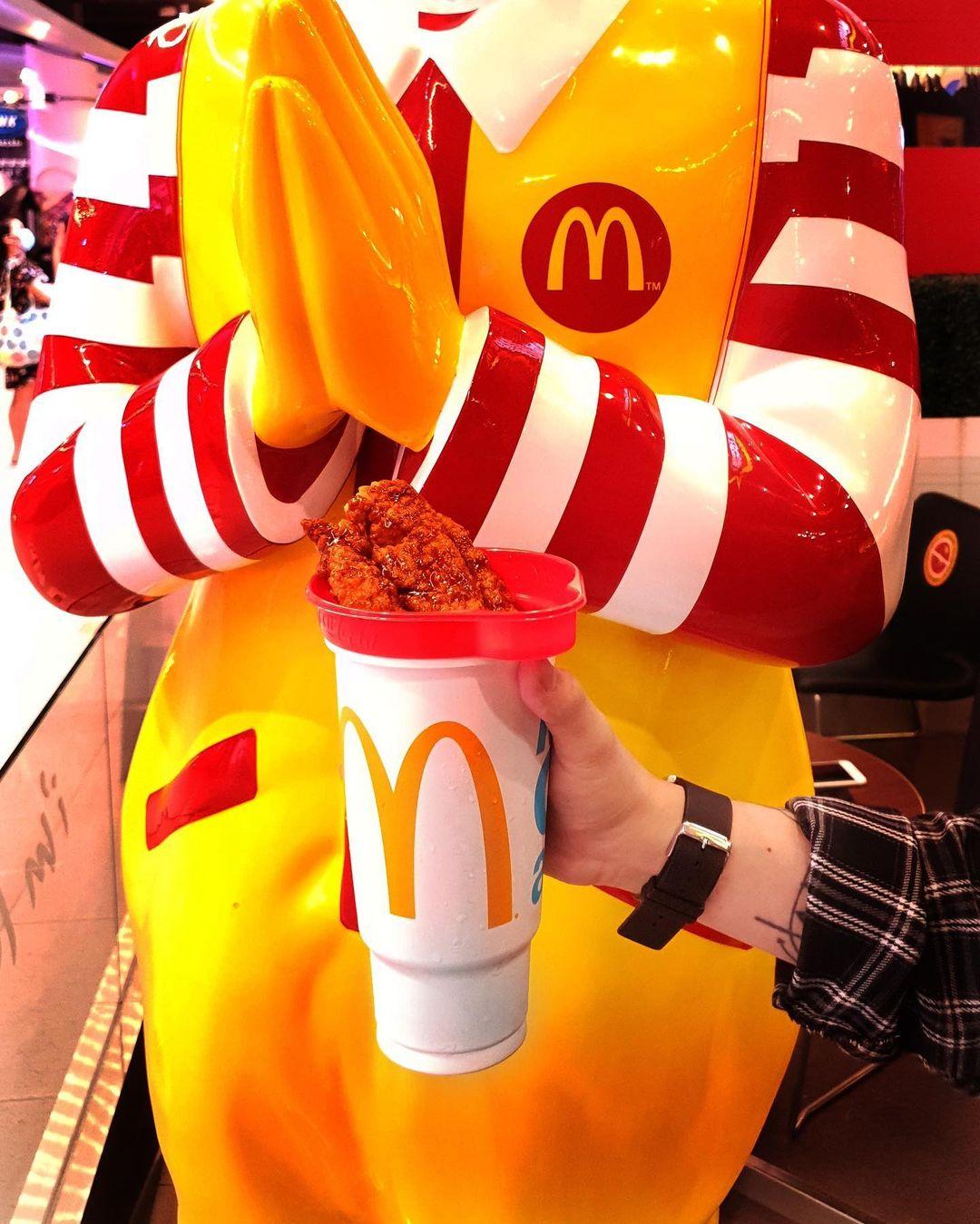 McDonald's Thailand Snack2Go