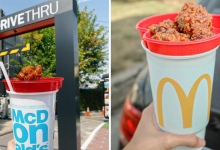 Photo of McDonald's Thailand Has Korean Fried Chicken Served On A Refillable Coke Cup