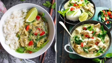 Photo of 8 Easy Steps On How To Prepare Authentic Thai Green Curry At Home