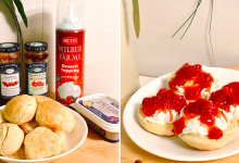 Photo of Here's A Simple 5-Ingredient English Scones Recipe That's Perfect For Tea Time