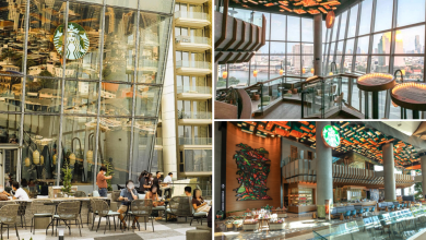 Photo of Starbucks Reserve Chao Phraya Riverfront Bangkok Is The Largest Starbucks In Thailand