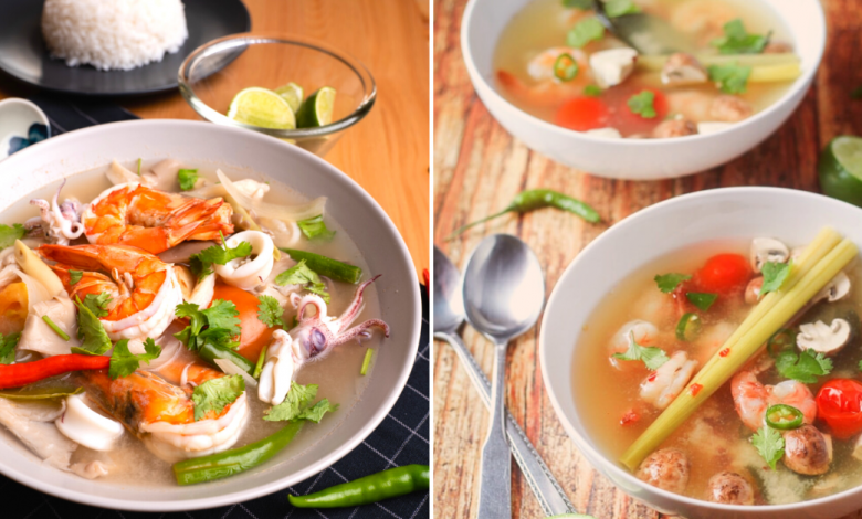 Photo of Here's How To Make Easy Clear Tom Yum Soup With 7 Steps