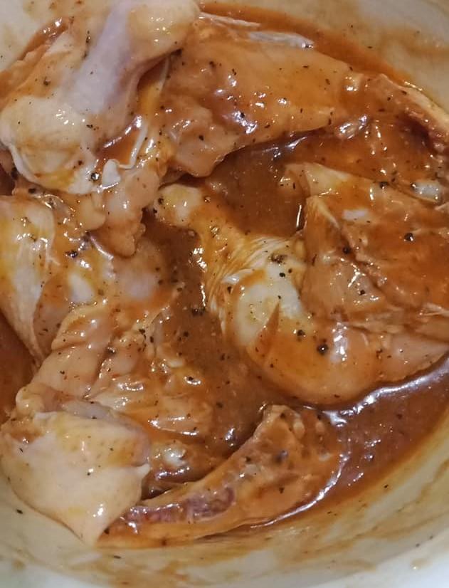 domino's grilled chicken recipe