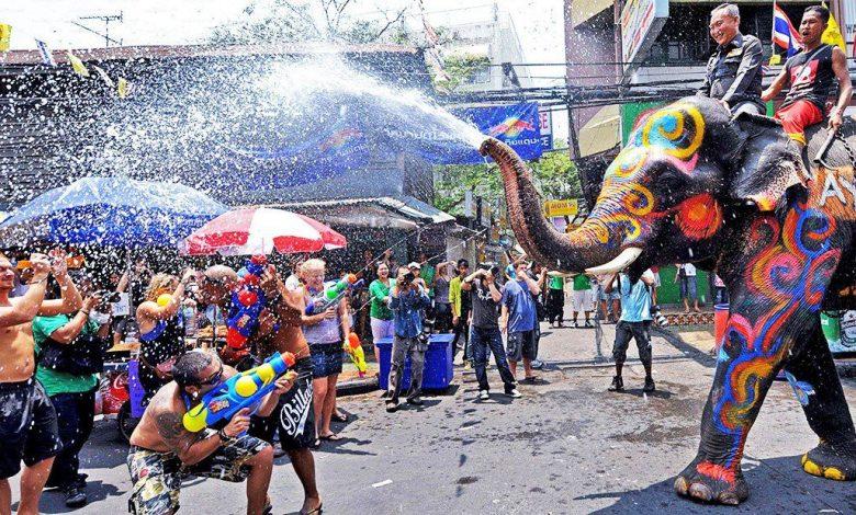 Photo of Thailand Cancels Songkran Festival Again This Year