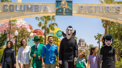 Photo of NEW Amusement Park Featuring Columbia Pictures Studios To Open In Thailand
