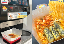 Photo of First-Ever Self Cook Ramen Station In Bangkok Spotted At This Korean Covenience Store