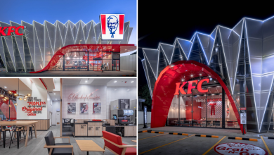 Photo of This Futuristic KFC Drive-Thru Outlet In Bangkok Is Already Making Waves On The Internet