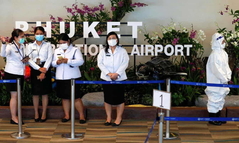 Phuket Reopens Borders