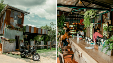 Photo of This New Rustic-Themed Cafe in Thailand Will Make You Forget About Your Worries