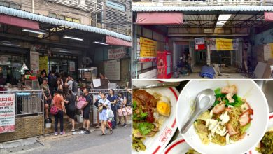 Photo of Sabx2 Wanton Mee Can Now Be Found At Soi Petchaburi 15