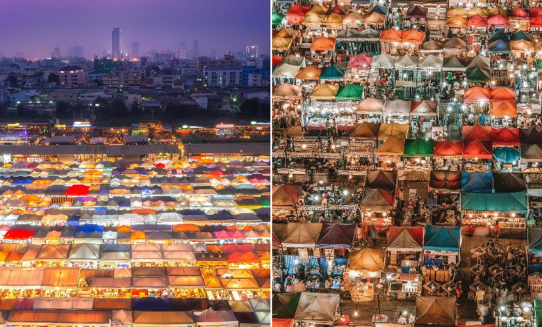 Photo of Train Night Market Ratchada In Bangkok To Close Down Permanently, Businesses Asked To Move Out